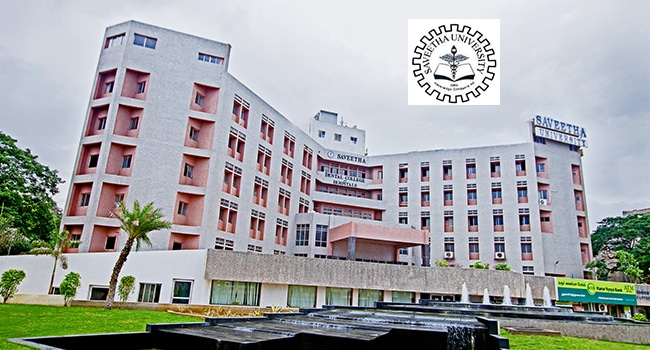 Saveetha Dental College